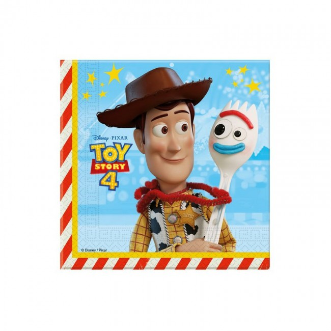 SEREVIETTE TOY STORY