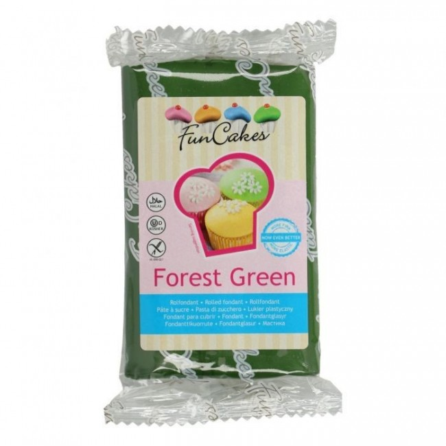 PATE A SUCRE VERT FOREST...